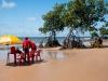 Les maitre nageurs Brésiliens